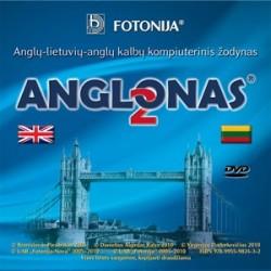 Anglų kalbos žodynas Fotonija Anglonas 2