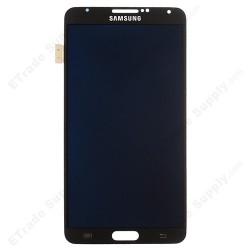 Samsung Galaxy Note 3 N9005 lcd ekranas su lietimui jautriu stikliuku juodas