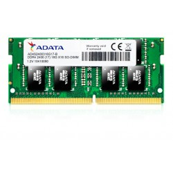 ADATA 8GB DDR4 2400 CL17 SO-DIMM 1024x8