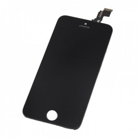 Apple iPhone 5c juodas lcd ekranas